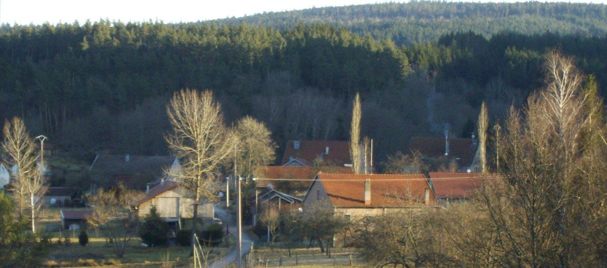le village de Taintrux